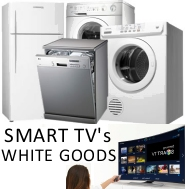 Reliable TVs & Whitegoods in Brisbane