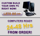 Start customizing your new PC